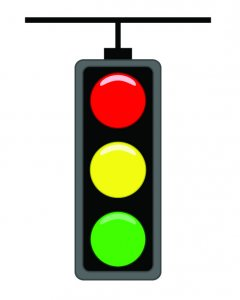 clipart of a stoplight
